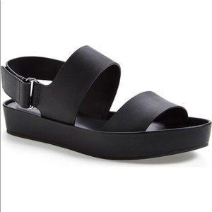 🌼🌷SALE Vince Marett Platform Leather Sandals